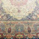 PERSIAN ANTIQUE KERMAN CARPET/RUG 14' x 11'