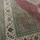 PERSIAN TABRIZ MAHI SILK AND WOOL CARPET/RUG 13'2