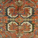 PERSIAN ANTIQUE HERIZ SERAPI CARPET/RUG 10'.2