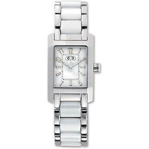 Ceramic Couture  & Stainless Steel Ladies Watch