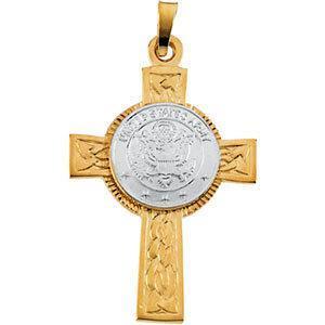 U.S. Army Cross Pendant