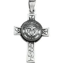 U.S. Navy Cross Pendant