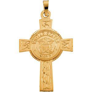 U.S. Navy Cross Pendant
