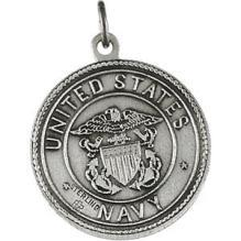 U.S. Navy / St. Christopher Medal