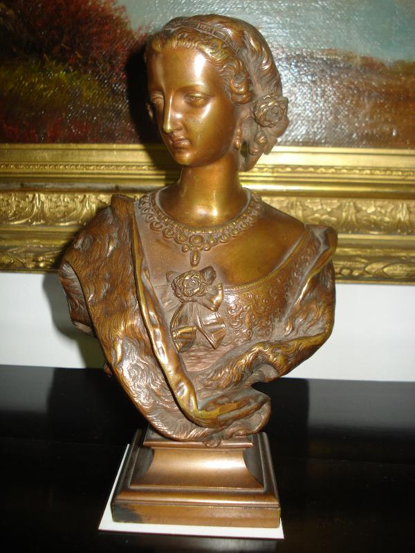 Bronze French Sculpture Late Nineteenth Century Signed Duchoiselle