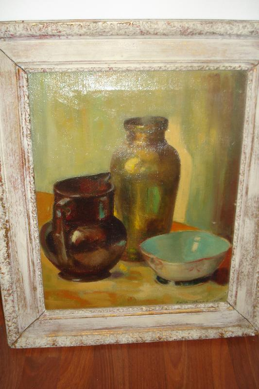 Oil On Canvas By Edith Morehouse (American),