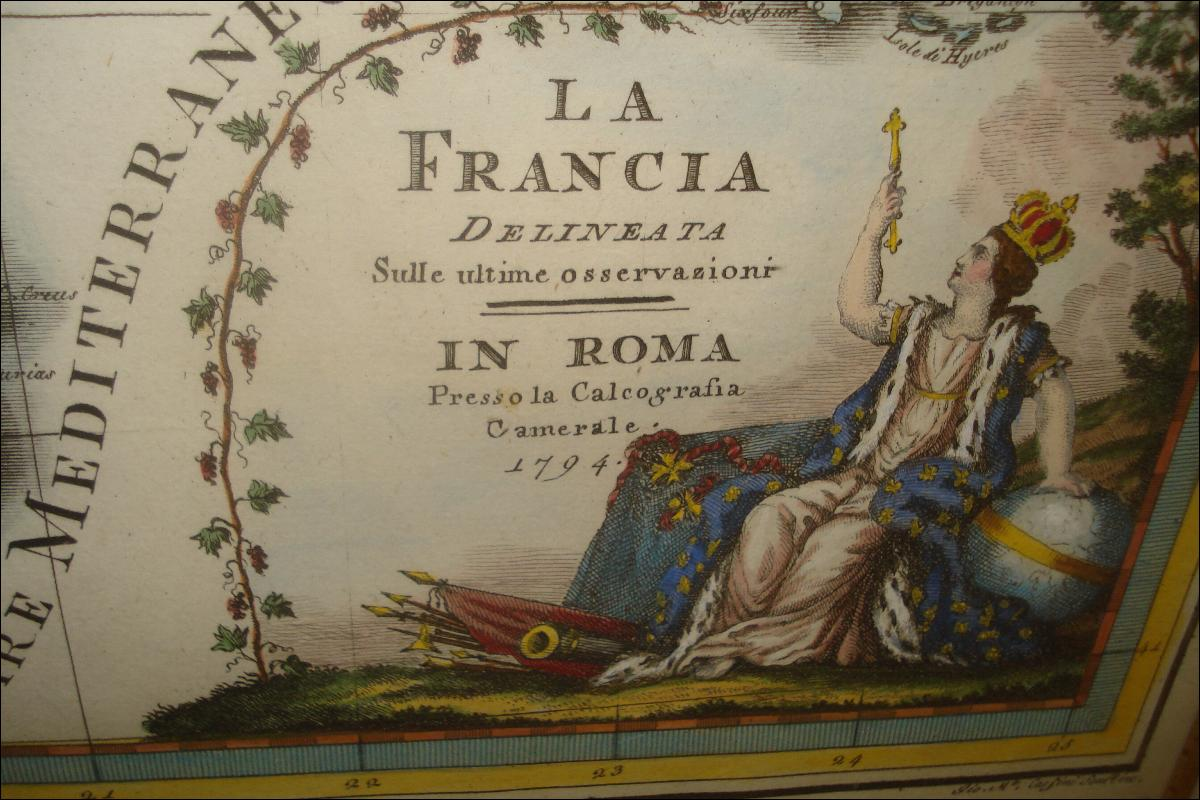 Eighteenth Century Copperplate Engraving,