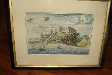 Original Hand Colored Copperplate Engraving, Eighteenth Century To Early Nineteenth Century,