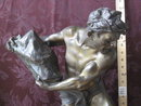 Antique French Bronze  Sculpure