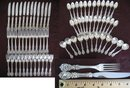 Reed & Barton Francis I Sterling Silver Flatware Set 60