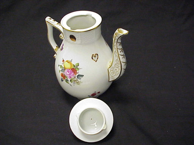 Hand Painted Herend Porcelain