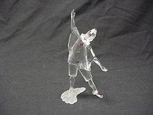 1999 Swarovski Crystal Masquerade Figure Pierrot 8