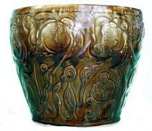 1930 Robinson Ransbottom Pottery Jardiniere