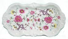 Old Foley Chinese Rose Tray