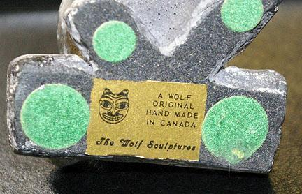 Wolf Sculptures - Owl