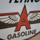 OUR LARGEST TYDOL FLYING GASOLINE SIGN