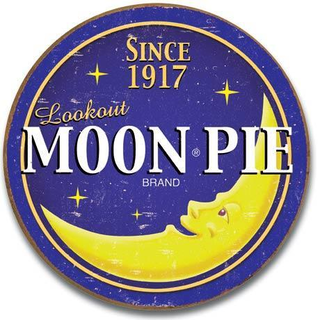 MOON PIE Sign / FREE SHIPPING