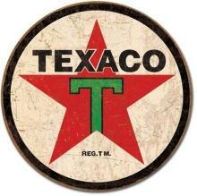 TEXACO Metal Sign / FREE SHIPPING
