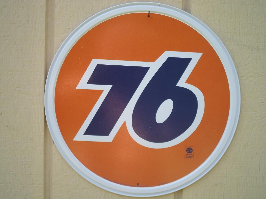 Phillips 76 Gas & Oil  Metal Sign / FREE SHIPPING