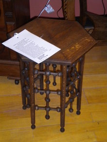 Plant Stand (Tabouret)