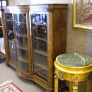 American Oak Bookcase, 3 Doors