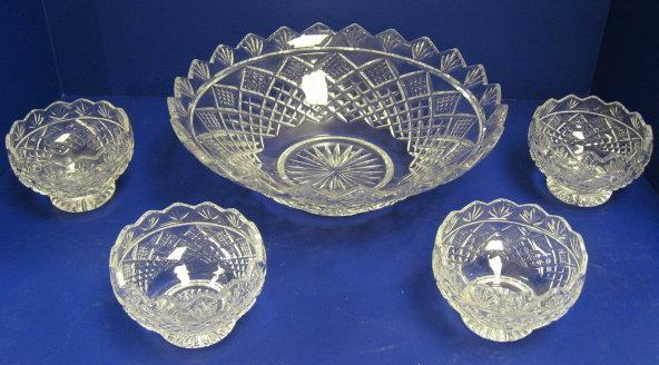 Replacement Bowls For Antique Silver Centerpieces