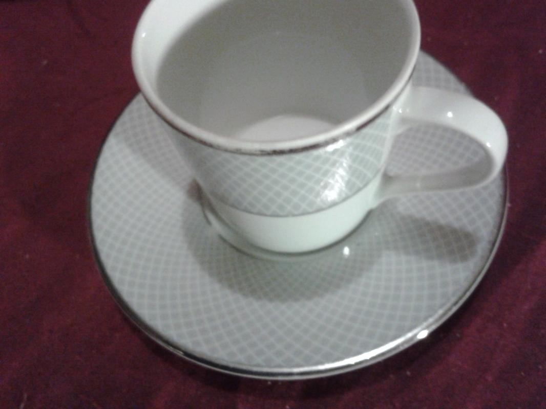Set of 6 Demitasse