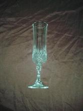 Set of 10 Champagne Flutes