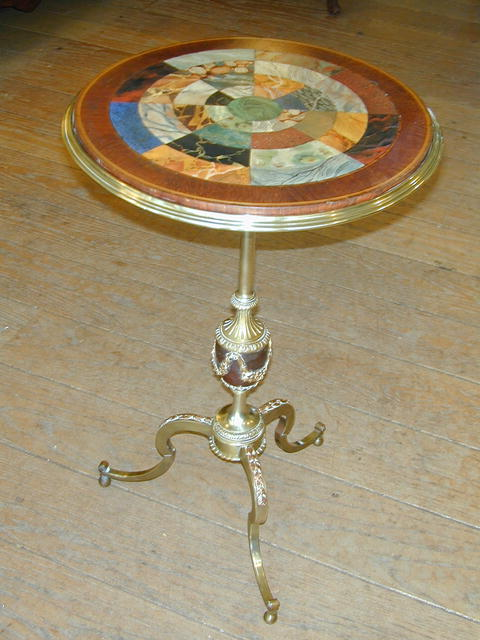 Mid 19th. cent. French Gueridon/table