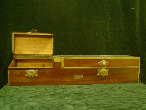 French made Running Board/Tool Box for Vintage Cars
