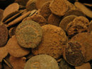 LOT OF 10 - Uncleaned Roman Coins Dated 100-200
