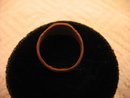 Roman Brass Ring Wearable Nice Engraved Design