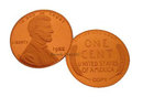 1922 Plain No D Lincoln Cent Replica Coin