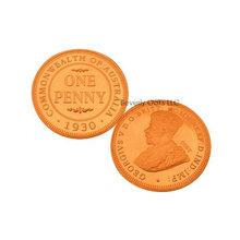 1930 Australian Penny Replica Coin