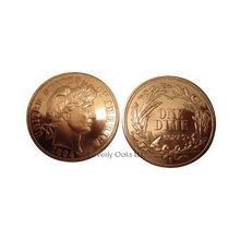 1894 S Barber Dime Silver PF70 Replica Coin