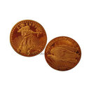 1933 $20 Saint Gaudens Gold Double Eagle BU Replica Coin