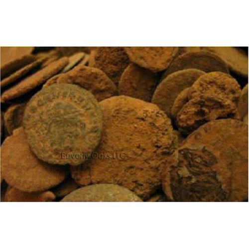 Uncleaned Roman Ancient Coin