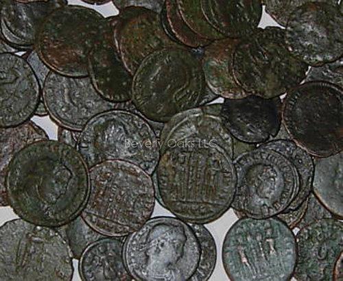 Lot of 100 - Premium Roman Ancient Bronze Coins