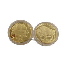 2007 $50 American Buffalo Gold Replica Coin