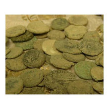 Lot of 50 - Ancient Uncleaned Coins