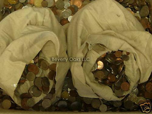12 lbs Mixed World Coins