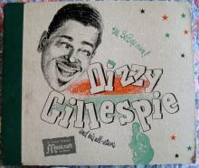 MUSICRAFT DIZZY GILLESPIE & HIS ALL STARS-THE BEBOP MAN 78RPM 4 Records