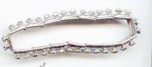SALE Vintage Rhinestone bracelet Stretchy