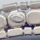 SALE Weiss Rhinestone Bracelet   Wow