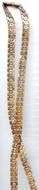 SALE Vintage Trifari Crown Necklace