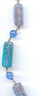 SALE Murano Glass Necklace