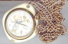 SALE Pendant Watch little person  Holly hobby