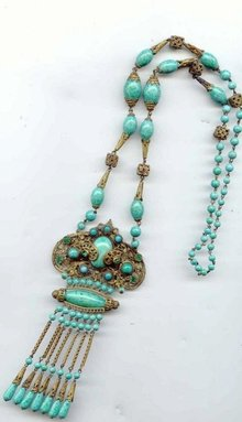 SALE Victorian Style Necklace