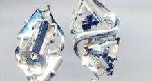 SALE Confetti Earrings Black tone Coro