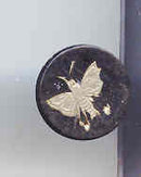 SALE Butterfly Button
